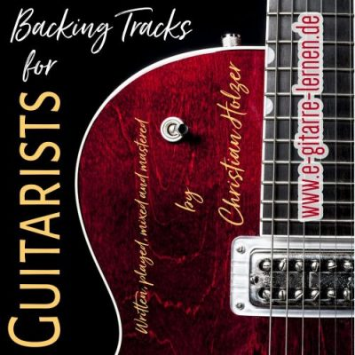 Backing tracks for guitarists, Jamtrack, Gitarre