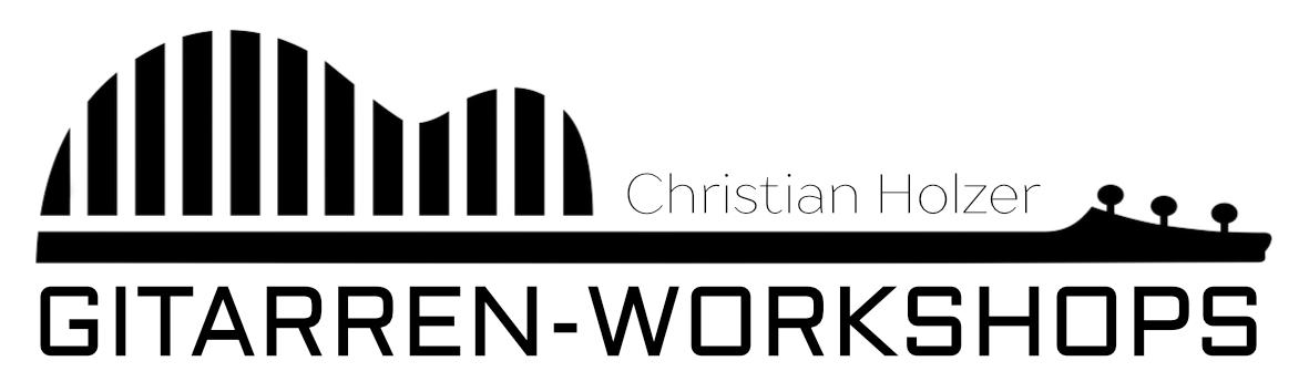Christian Holzer Gitarren-Workshops